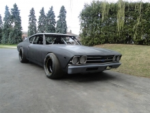 '69 Chevelle + '99 Nascar chassis