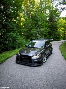 Wide Body EVO X