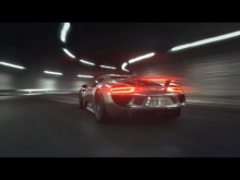 Porsche 918 Spyder: Engine Technology