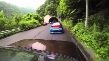 Drifting in Japan Roads