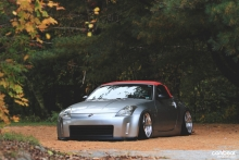 Raudongalvis 2005 Nissan 350z Roadster