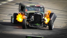 RAT ROD Drift Show