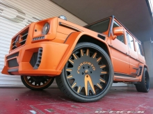 Mercedes-Benz G55 AMG Office-K