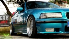 BMW E36 Meet'as