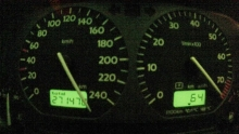 Brutal Golf Mk2 16V Turbo Acceleration from Boba-Motoring!!!