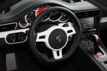 Porsche 911 (991) Carrera S KTW Tuning ir TechArt