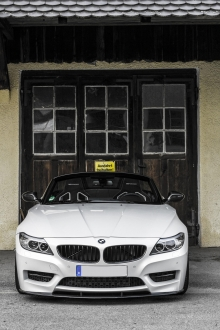 BMW Z4 (E89) MB Individual Cars