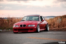 BMW M Coupe + BBS
