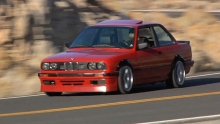 400 AG Turbo BMW E30!
