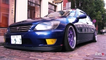 Lexus IS200 GXE10 project
