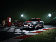 MINI John Cooper Works konceptas