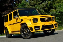 MANSORY: Mercedes-Benz G 65 AMG Gronos