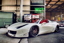 Ferrari 458 Spider Liberty Walk