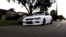 Wicked Lancer Evo 9