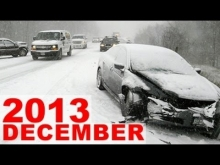 Russian Road Rage and Car Crashes 2013 (Winter)