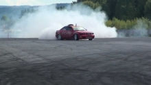 Audi S4 AWD drift fun!