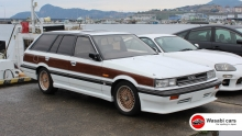 R31 Nissan Skyline Passage GT Turbo Station Wagon