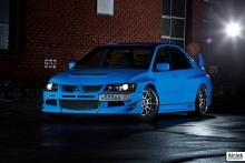 GT-Shop blue EVO