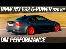 Bmw M3 E92 Gpower 630 AG