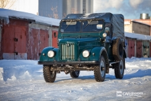 GAZ 69 legenda