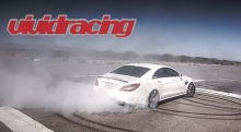 Mercedes CLS63 V8 Bi-Turbo All Hell Breaks Loose