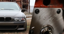 LSX E39 BMW Wagon