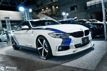 BMW 4-Series M-Sport 3D Design