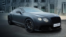 Bentley Continental GT DURO China Edition