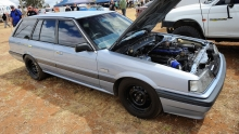 Skyline R31 wagon turbo