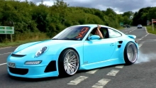 Widebody Porsche 997 ir993