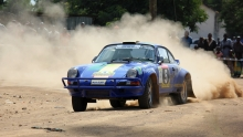 Tuthill Porsche Safari Rally