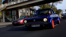 Air Ride - CADDY MK1 VW Rabbit