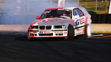 BMW E36 M3 powered by M5 engine Drift - 400 AG