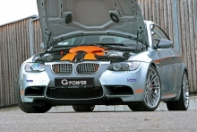 BMW M3 V8 Hurricane 337 Edition G-Power