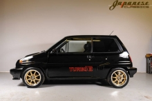 1985 HONDA CITY TURBO II BULLDOG EDITION