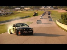 MONSTER DRIFT: Road America