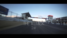 S2000 Time Attack in Tsukuba Circuit