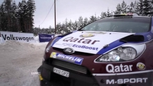 Rally Sweden: Slow Motion Special
