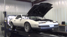 Pontiac Firebird Gets Blown LS1, 657 RWHP