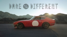 Be Different in a Datsun