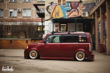 Scion Xb: Shaped xBox
