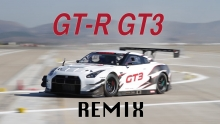 Listen to the Sound of the Nissan GT-R GT3 NISMO