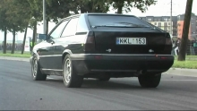 audi coupe turbo 650hp Lithuania