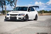 2004 Mitsubishi Lancer Evolution VIII MR