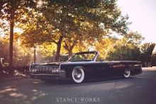 JASON SELLERS'S 1964 LINCOLN CONTINENTAL