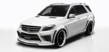 Mercedes M-Class Wald International