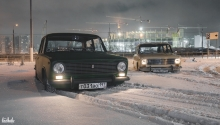USSR Winter Mode