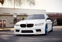 BMW M5 Hamann ir SR Auto Group