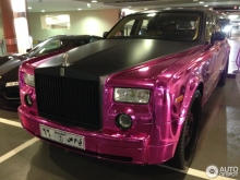 Arabų Rolls-Royce Phantom