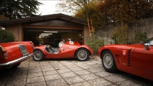 Porsche, Ferrari, Bizzarrini and other fundamental steps in life
